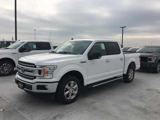 2019 F-150 SuperCrew Cab 4x2,  Pickup #KKC30724 - photo 3