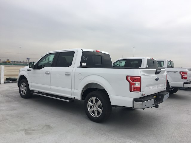 2019 F-150 SuperCrew Cab 4x2,  Pickup #KKC30724 - photo 4