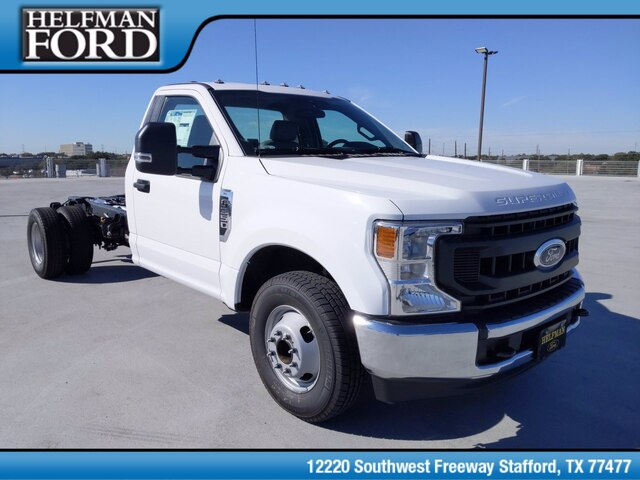 2020 Ford F-350 Regular Cab DRW 4x2, Cab Chassis #LEE51026 - photo 1