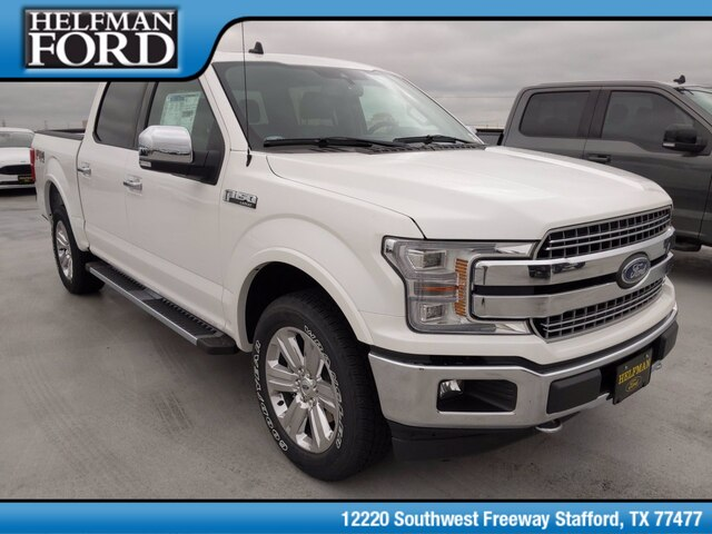 2020 Ford F-150 SuperCrew Cab 4x4, Pickup #LKF25917 - photo 1