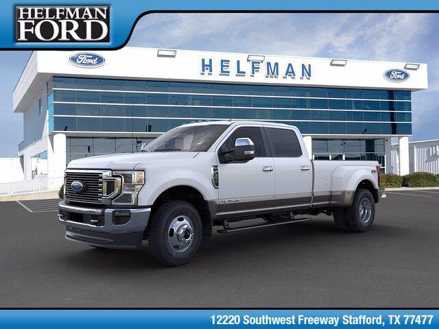2021 Ford F-350 Crew Cab DRW 4x4, Pickup #MED19224 - photo 1