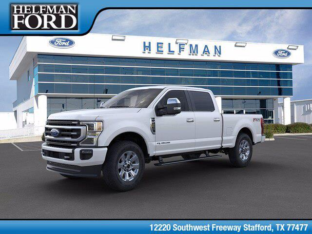 2021 Ford F-250 Crew Cab 4x4, Pickup #MED88933 - photo 1