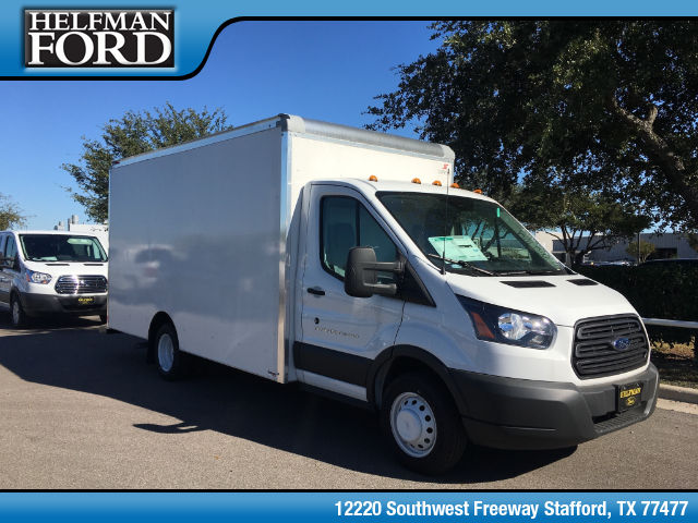 2017 Transit 350 HD DRW, Cutaway Van #U0169 - photo 1