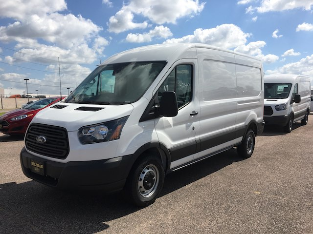 2017 Transit 250 Medium Roof Cargo Van #UK072 - photo 3