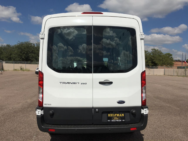 2017 Transit 250 Medium Roof Cargo Van #UK072 - photo 6