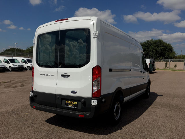 2017 Transit 250 Medium Roof Cargo Van #UK072 - photo 2