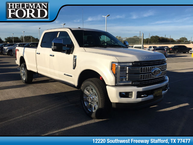 2017 F-350 Crew Cab 4x4, Pickup #US097 - photo 1
