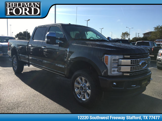 2017 F-350 Crew Cab 4x4, Pickup #US099 - photo 1