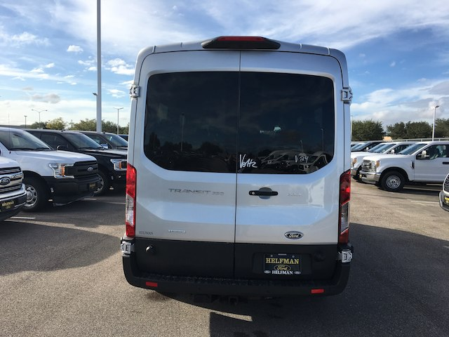 2018 Transit 350 Medium Roof Passenger Wagon #VK004 - photo 6