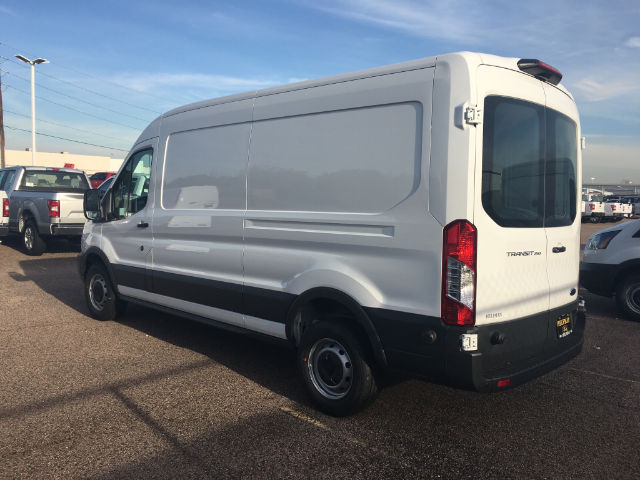 2018 Transit 250 Medium Roof Cargo Van #VK011 - photo 5