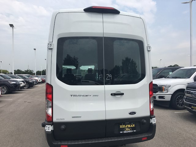 2018 Transit 350 High Roof 4x2,  Empty Cargo Van #VK038 - photo 9