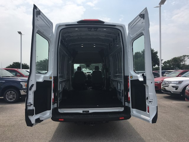 2018 Transit 350 High Roof 4x2,  Empty Cargo Van #VK049 - photo 2