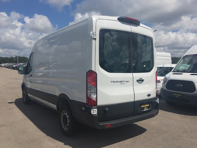2018 Transit 250 Med Roof 4x2,  Empty Cargo Van #VK050 - photo 5