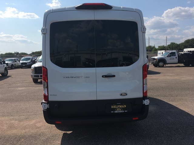 2018 Transit 350 Med Roof 4x2,  Passenger Wagon #VK052 - photo 6