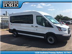2018 Transit 350 Med Roof 4x2,  Passenger Wagon #VK052 - photo 1