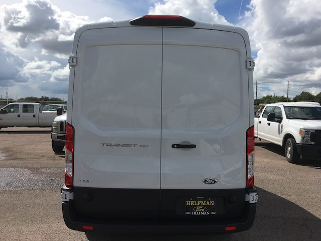 2018 Transit 150 Med Roof 4x2,  Empty Cargo Van #VK054 - photo 4