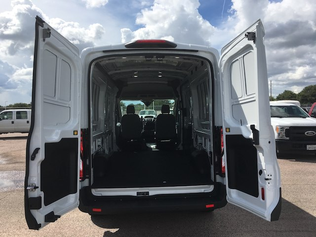 2018 Transit 150 Med Roof 4x2,  Empty Cargo Van #VK054 - photo 2