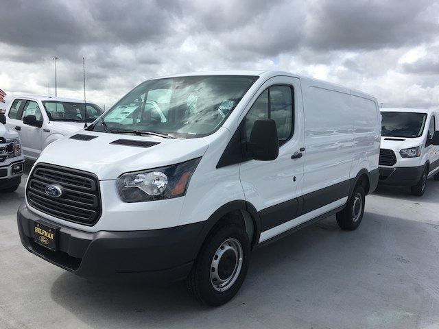 2018 Transit 250 Low Roof 4x2,  Empty Cargo Van #VK065 - photo 3