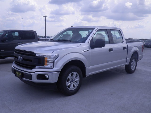 2018 F-150 SuperCrew Cab, Pickup #VQ010 - photo 3