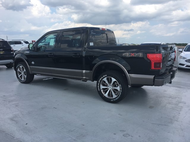 2018 F-150 SuperCrew Cab 4x4,  Pickup #VQ048 - photo 5