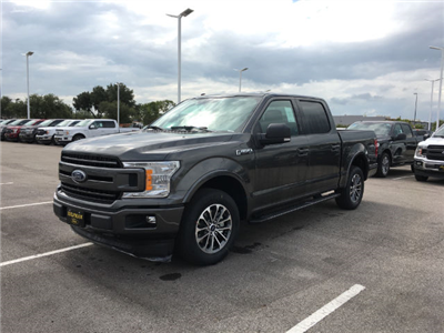 2018 F-150 SuperCrew Cab,  Pickup #VQ064 - photo 3