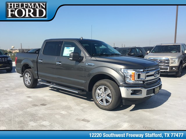 2018 F-150 Crew Cab, Pickup #VQ083 - photo 1