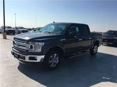 2018 F-150 Crew Cab, Pickup #VQ083 - photo 3