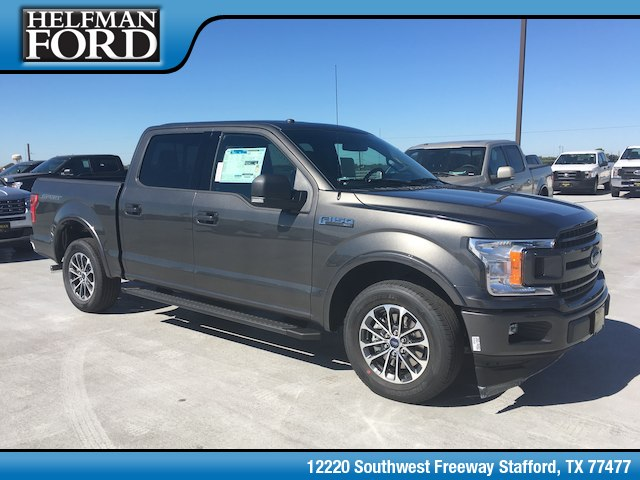 2018 F-150 SuperCrew Cab,  Pickup #VQ089 - photo 1
