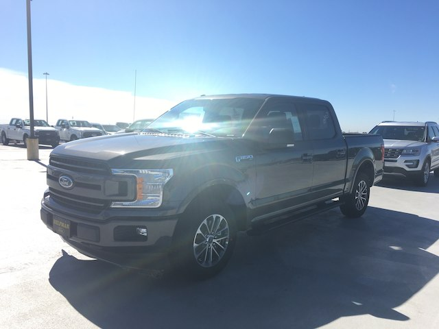 2018 F-150 SuperCrew Cab,  Pickup #VQ089 - photo 3