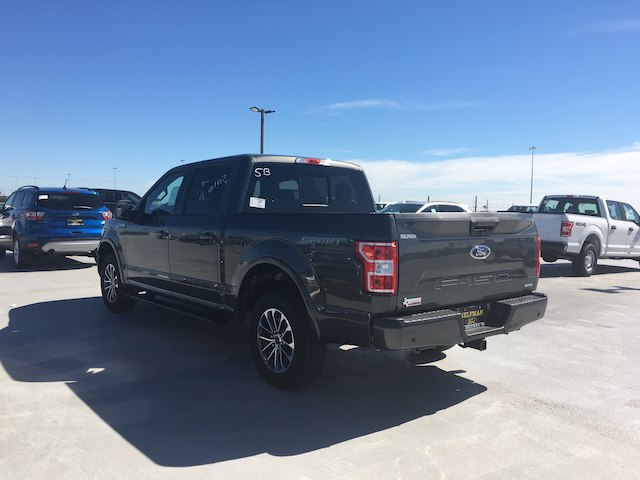 2018 F-150 SuperCrew Cab,  Pickup #VQ089 - photo 5