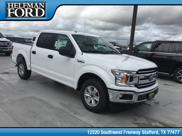 2018 F-150 SuperCrew Cab 4x2,  Pickup #VQ1002 - photo 1