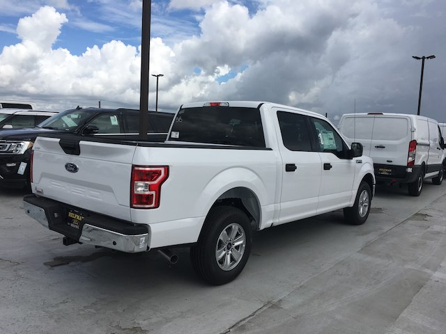 2018 F-150 SuperCrew Cab 4x2,  Pickup #VQ1002 - photo 2