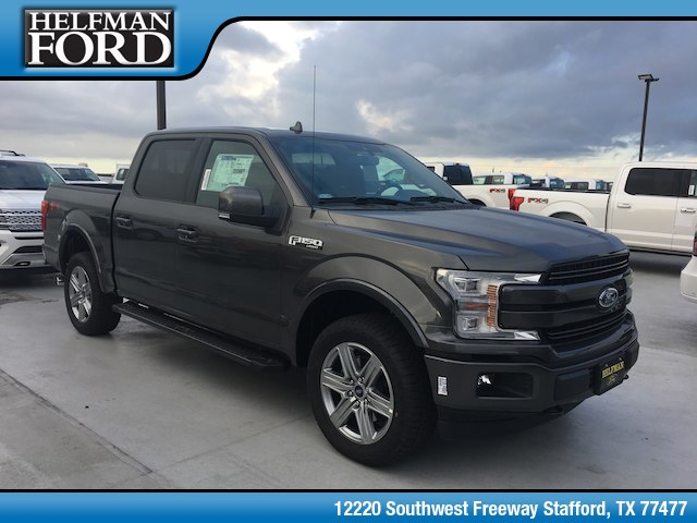 2018 F-150 SuperCrew Cab 4x2,  Pickup #VQ1004 - photo 1