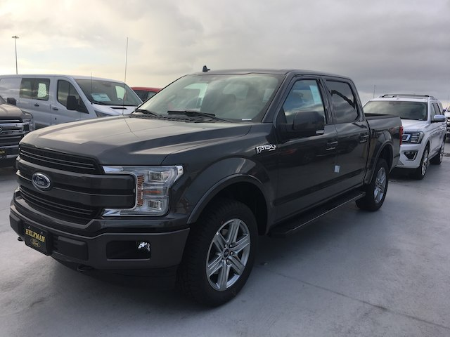 2018 F-150 SuperCrew Cab 4x2,  Pickup #VQ1004 - photo 3