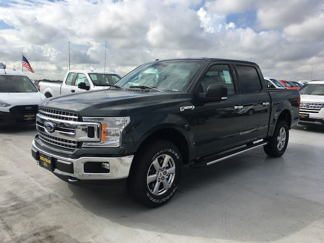 2018 F-150 SuperCrew Cab 4x4,  Pickup #VQ1008 - photo 3
