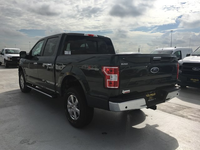 2018 F-150 SuperCrew Cab 4x4,  Pickup #VQ1008 - photo 5