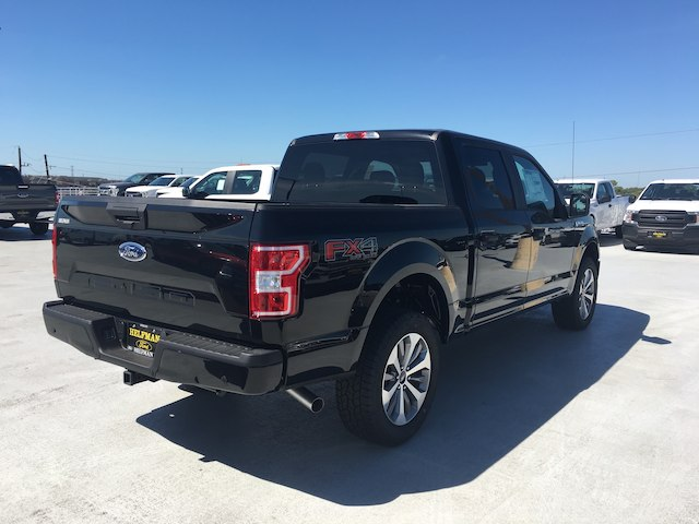 2018 F-150 SuperCrew Cab 4x4,  Pickup #VQ1019 - photo 2