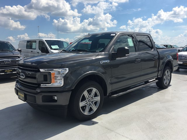 2018 F-150 SuperCrew Cab 4x2,  Pickup #VQ1028 - photo 3
