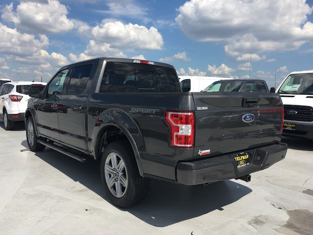 2018 F-150 SuperCrew Cab 4x2,  Pickup #VQ1028 - photo 5