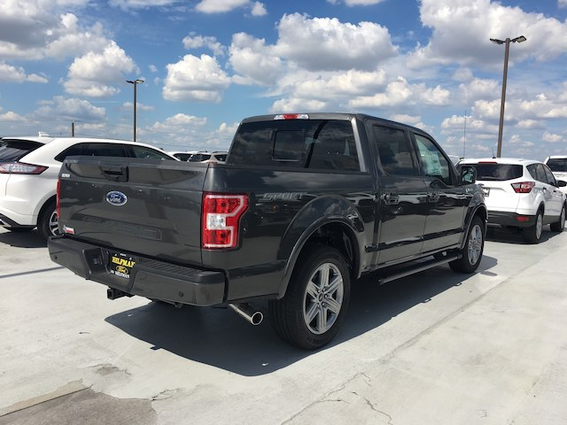 2018 F-150 SuperCrew Cab 4x2,  Pickup #VQ1028 - photo 2
