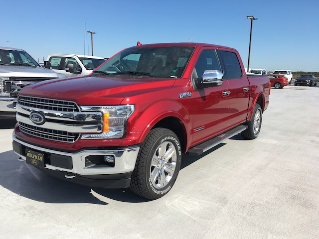 2018 F-150 SuperCrew Cab 4x4,  Pickup #VQ1036 - photo 3