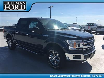2018 F-150 SuperCrew Cab 4x4,  Pickup #VQ1137 - photo 1
