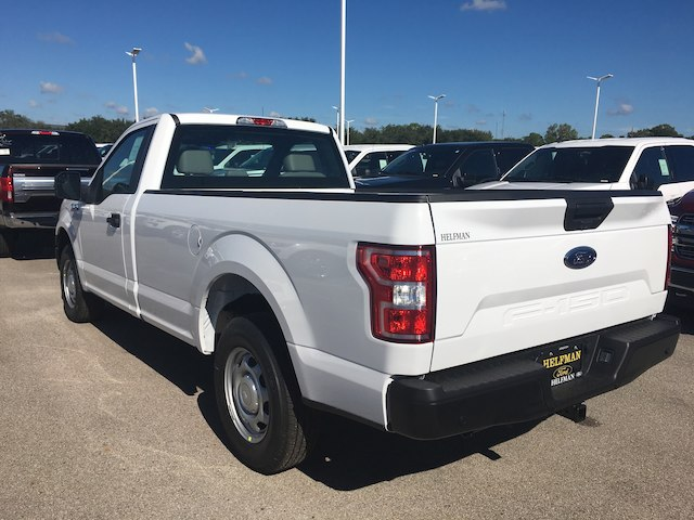 2018 F-150 Regular Cab 4x2,  Pickup #VQ1181 - photo 4