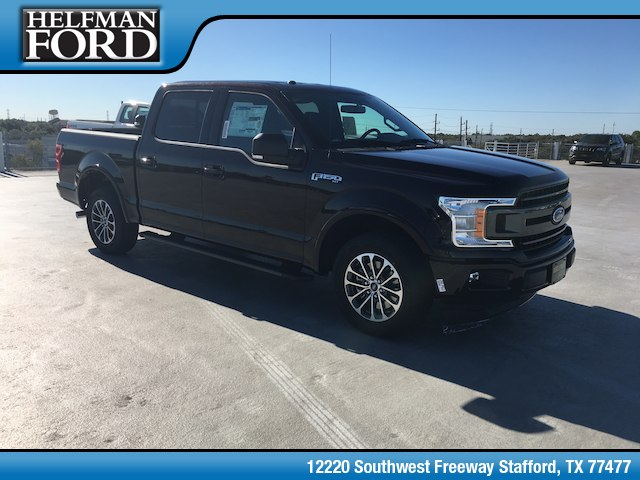 2018 F-150 SuperCrew Cab,  Pickup #VQ119 - photo 1