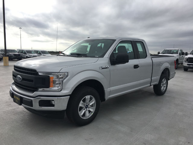 2018 F-150 Super Cab, Pickup #VQ122 - photo 3