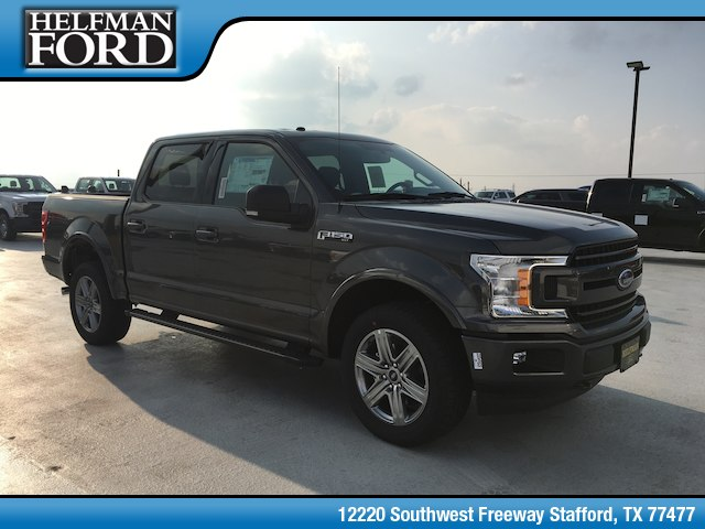 2018 F-150 SuperCrew Cab 4x4,  Pickup #VQ1229 - photo 1