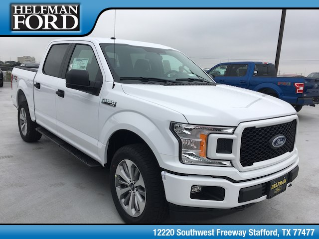 2018 F-150 SuperCrew Cab 4x4,  Pickup #VQ1249 - photo 1