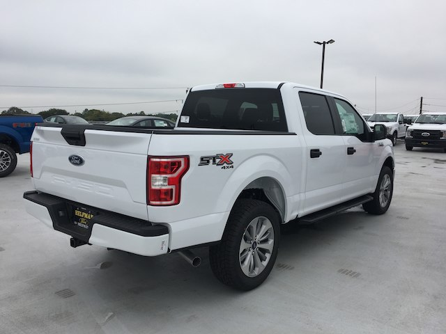 2018 F-150 SuperCrew Cab 4x4,  Pickup #VQ1249 - photo 2