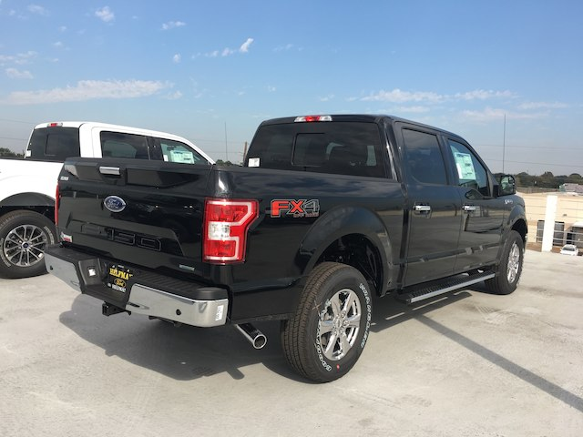 2018 F-150 SuperCrew Cab 4x4,  Pickup #VQ1273 - photo 2