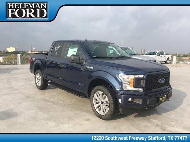 2018 F-150 SuperCrew Cab 4x4,  Pickup #VQ142 - photo 1